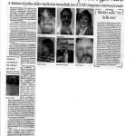 Il Quotidiano del Sud del 12 settembre 2016